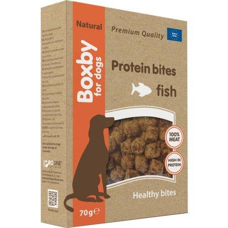 ProLine Proline Protein Bites Fish