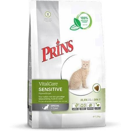 Prins Vitalcare Sensitive 1,5 kg