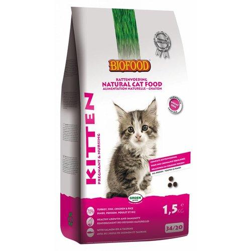 Kitten Pregnant & Nursing 1,5 kg