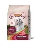 Fokker Country Balance Vlees & Vis Kattenvoer 2.5 kg