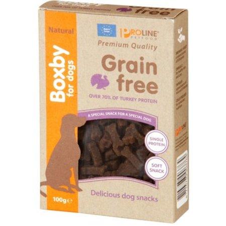 ProLine Proline Grain Free Turkey Snacks