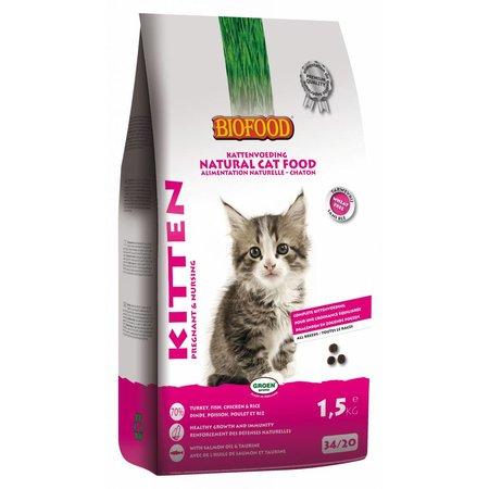 Biofood Kitten - Pregnant & Nursing 10 kg
