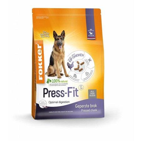 Fokker Press Fit hondenvoer 13 kg