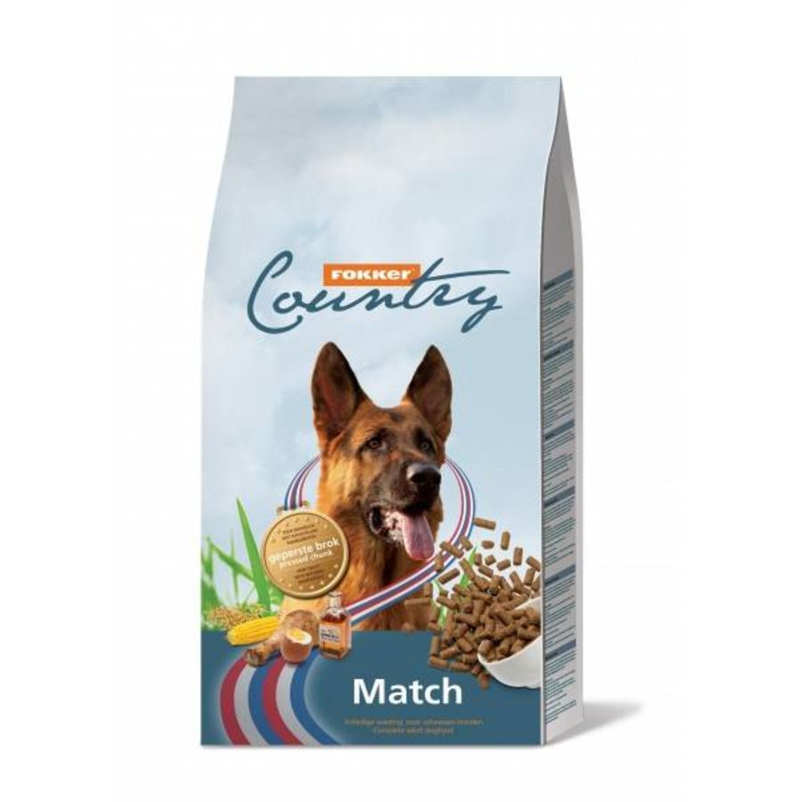 Country Match 2 x 15 kg-1