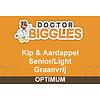 Doctor Biggles Optimum Senior Light Kip Aardappel Graanvrij 4KG