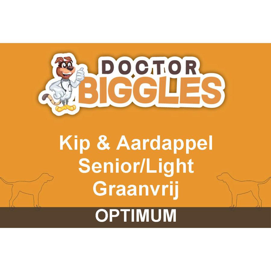 Optimum Senior Light Kip Aardappel Graanvrij 4KG-1