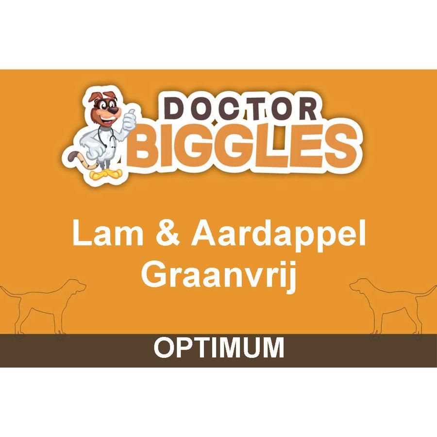 Optimum Puppy Zalm & Aardappel Graanvrij 10KG-1