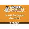 Doctor Biggles Optimum Lam & Aardappel Graanvrij 10KG