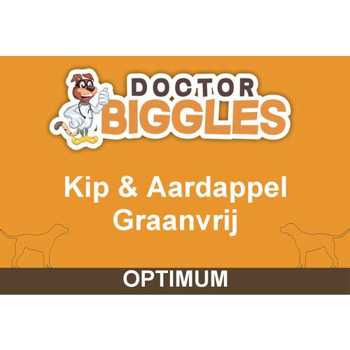 Optimum Kip & Aardappel Graanvrij 10KG
