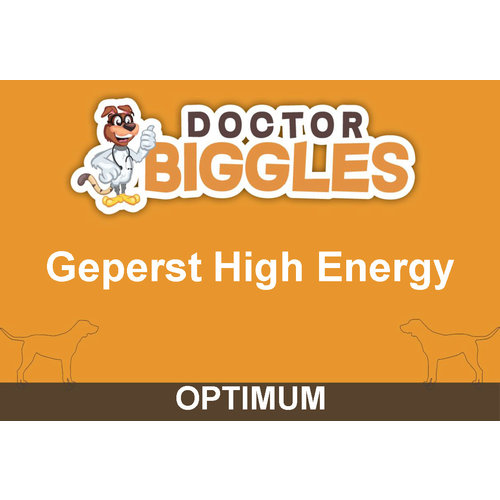 Optimum Geperst High Energy 20KG