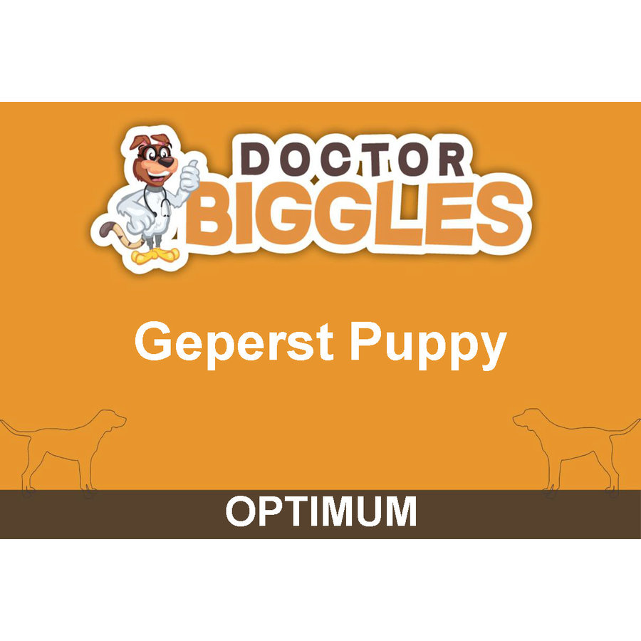Optimum Geperst Puppy 4KG-1
