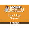 Doctor Biggles Optimum Geperst Lam & Rijst 10KG