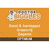 Doctor Biggles Optimum Geperst Eend & Aardappel 10KG