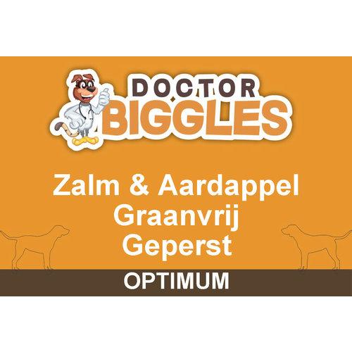 Optimum Geperst Zalm & Aardappel 4KG
