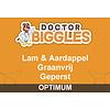 Doctor Biggles Optimum Geperst Lam & Aardappel 20KG