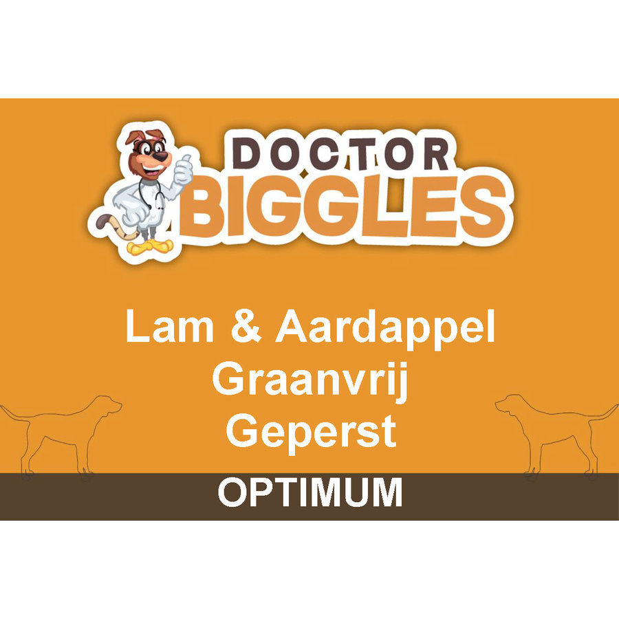 Optimum Geperst Lam & Aardappel 20KG-1