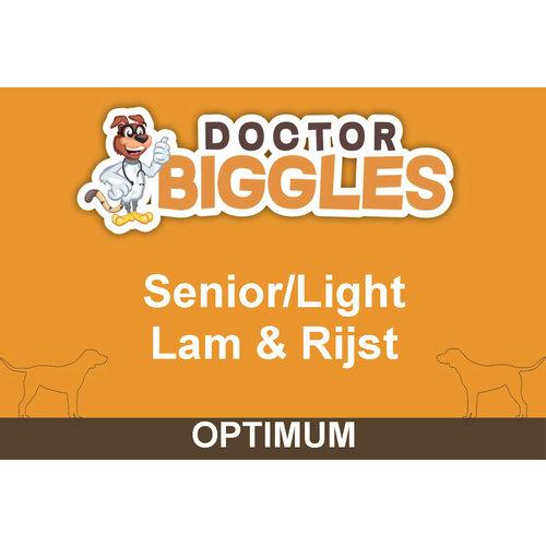 Optimum Senior Light Lam & Rijst 20KG
