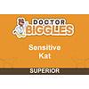 Doctor Biggles Superior Kat Sensitive 10KG