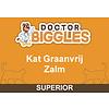 Doctor Biggles Superior Kat Graanvrij Zalm 10KG