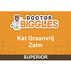 Doctor Biggles Superior Kat Graanvrij Zalm 2KG