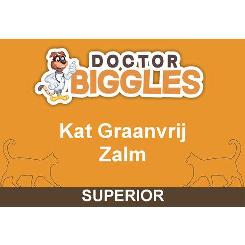 Superior Kat Graanvrij Zalm 2KG
