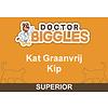 Doctor Biggles Superior Kat Graanvrij Kip 2KG