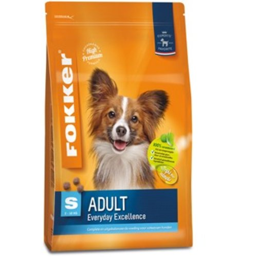 Adult Small (0-10kg) 2.5 kg Hondenvoer