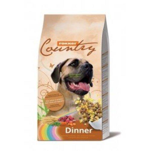 Country Dinner 15 kg Hondenvoer