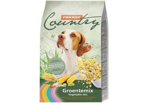 Country Groentemix 6 kg Hondenvoer