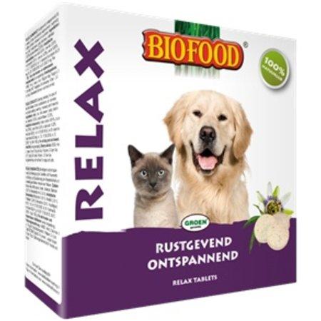Biofood Relax Hond/Kat Rustgevende Snoepjes 100 stuks