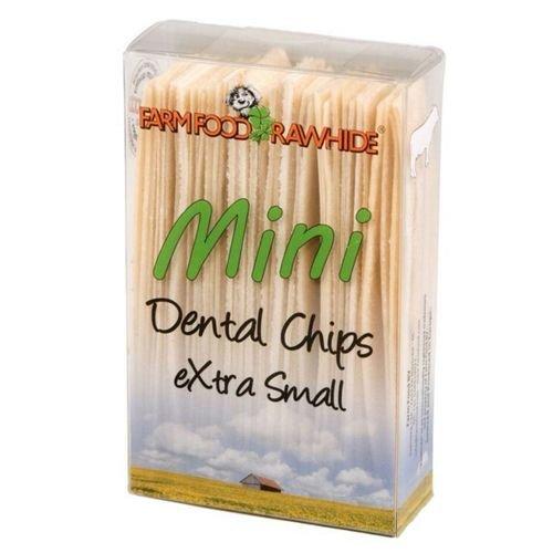 Rawhide MINI Dental Chips XS - 140 gr