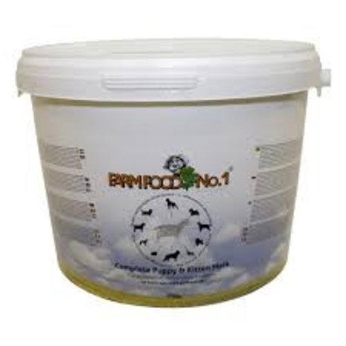 No. 1 Puppy Milk 3 kg