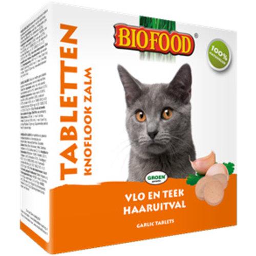 Kattensnoepjes Anti-vlo Zalm 100 stuks