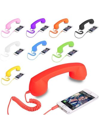 Coco Retro Handset for mobile phone tablet or laptop BXL RT10B