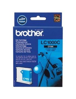Brother LC-1000C Cyaan (Origineel)