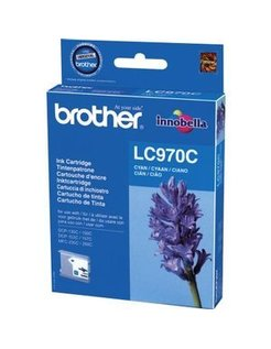 Brother LC-970C Cyaan (Origineel)