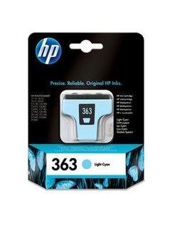HP 363 Licht Cyaan (Origineel)