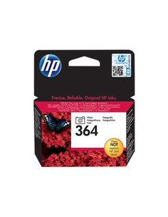 HP 364 Foto Zwart (Origineel)