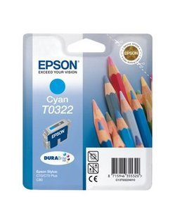 Epson T032240 Cyaan