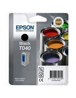 Epson T040140 Zwart