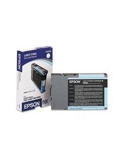 Epson T543500 Licht Cyaan