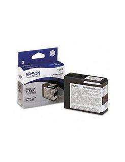 Epson T580100 Foto Zwart (Origineel)