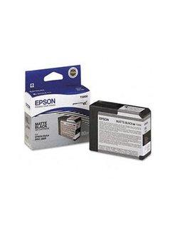 Epson T580800 Mat Zwart (Origineel)