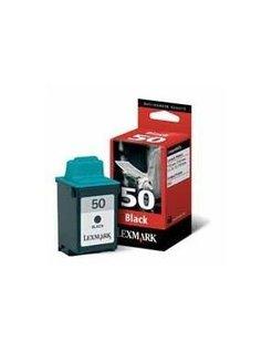 Lexmark 50 Zwart (Origineel)