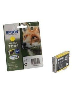 Epson T1284 Geel (Origineel)