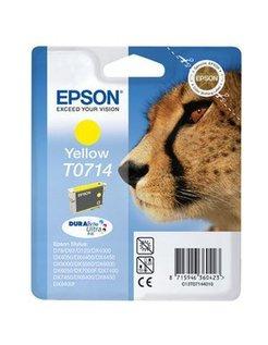 Epson T0714 Geel (Origineel)