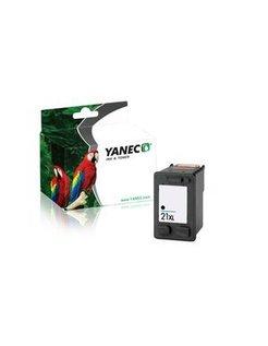 Yanec 21 XL Zwart (HP)