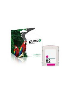 Yanec 82 Magenta (HP)