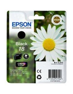 Epson 18/T1801 Zwart (Origineel)