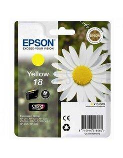 Epson 18/T1804 Geel (Origineel)